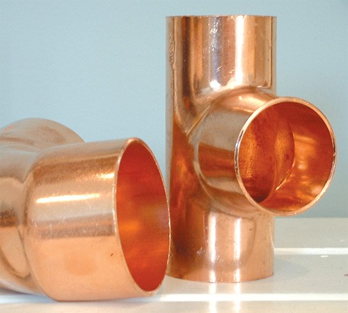 Copper Fittings - CF0215